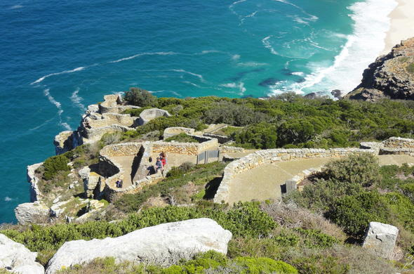 Guided Day Tour of Cape Point.