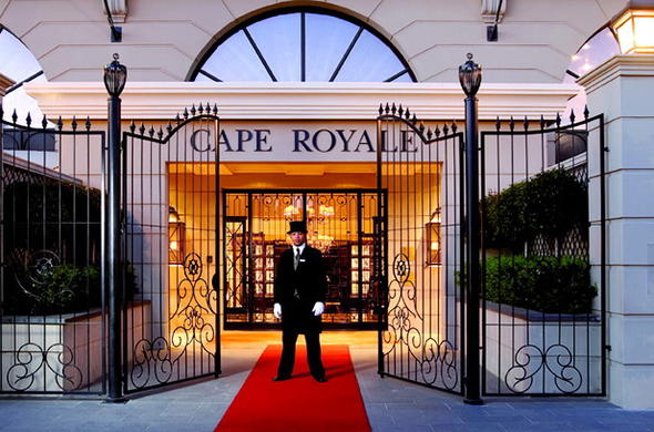 Cape Royale Luxury Hotel Green Point Town