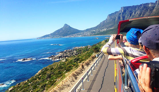 Cape Town Day Tour.
