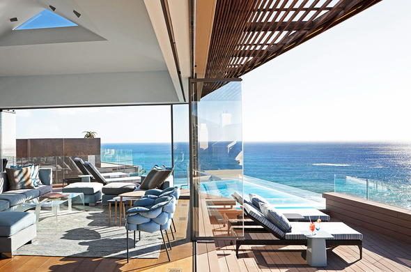 Ellerman House Has Spectacular Views Of Cape Towns Best Beaches