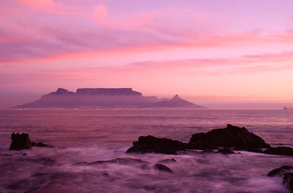 Cape of Contrasts,