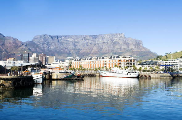 Go on a boat trip on your Cape Town half day tour.