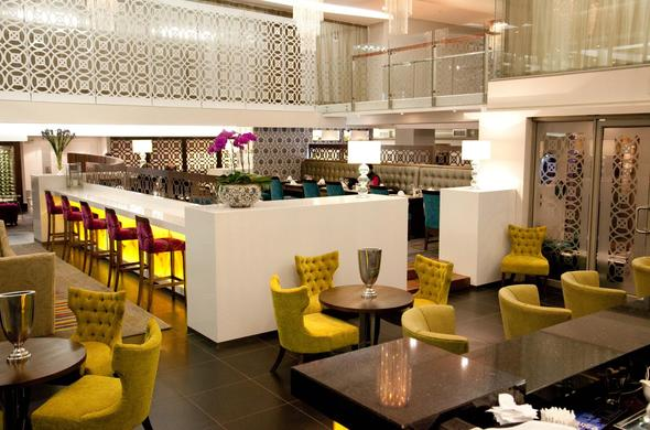 Dining at DoubleTree by Hilton Cape Town Upper Eastside.