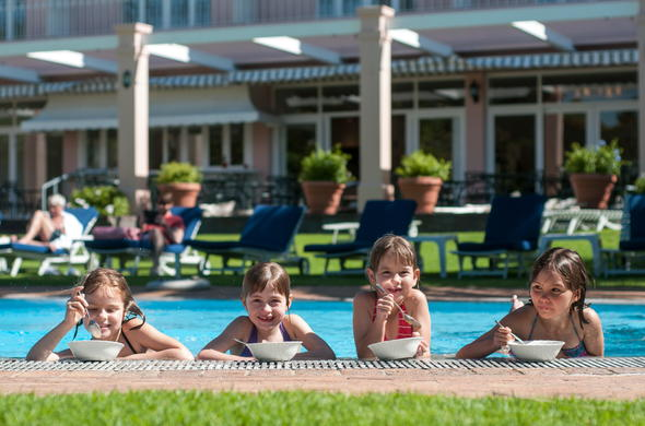 Mount Nelson Hotel treats children like royalty.