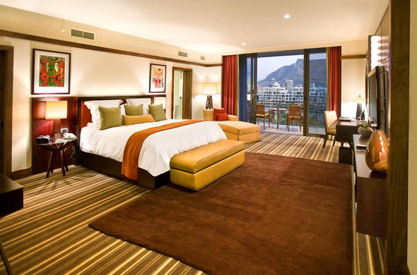 Marina grande suite at One and Only Cape Town.