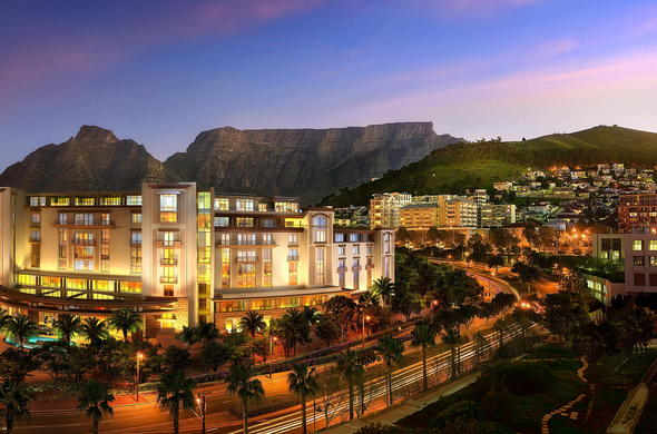 The One and Only Hotel in Cape Town.