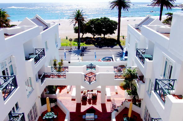 Place on the Bay has Camps Bay beach views.