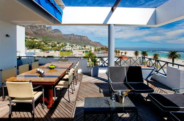 Cape Town self catering holiday apartment.