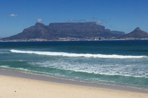 See Table Mountain on a Cape Town half day tour.